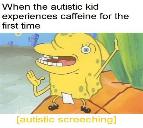 Caffeine Meme Spongebob