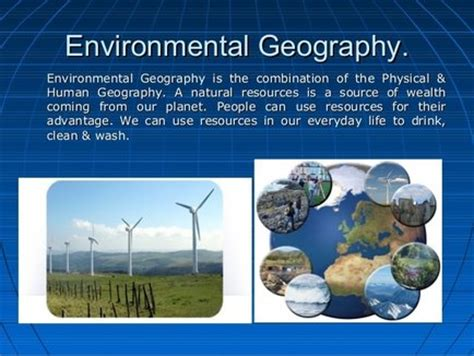 Landscape Environment Definition What Is Geography Axford