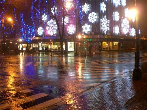 imagenes navidad bilbao navidad lluvia reflejos 2 fotos de fotos de bilbao
