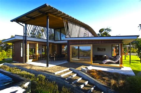 home design blogs nz beautiful ngunguru house is a bush c residence
