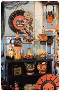 Halloween Vintage Decor Johanna Parker Halloween Decor Vintage Halloween Pinterest