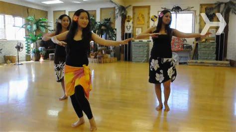 tutorial hula dance how to hula dance youtube