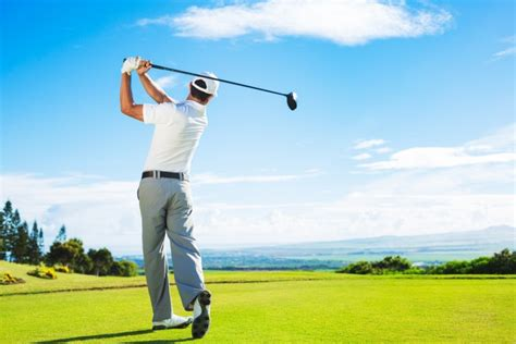 golf swing data golf physiotherapy and tpi iona physiotherapy