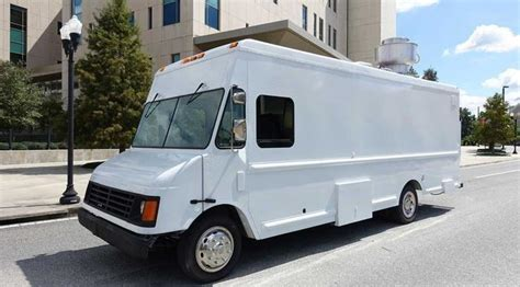 Custom Built Gourmet Food Truck For Sale   GMC / Workhorse / 2005   For Sale   Roaming Hunger