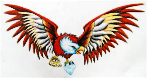 eagle tattoo images amp designs