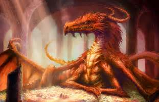 Image result for THE HOBBIT DRAGON
