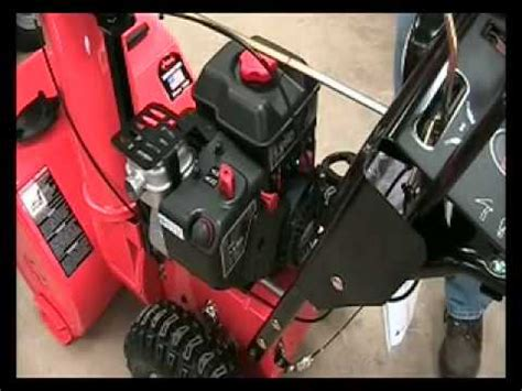 How To Start A Honda How To Start A Snow Blower