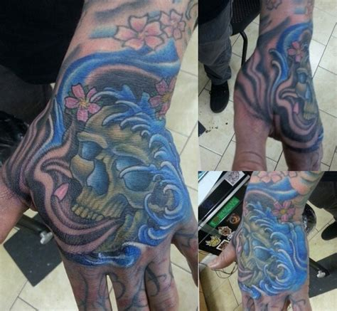 james rivera custom tattoo artist virginia beach studio