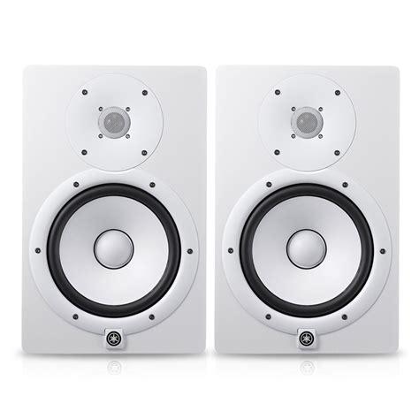 Speaker Yamaha Hs7 yamaha hs7 white