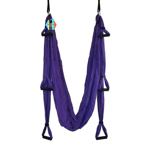 inversion swing pellor yoga fitness inversion swing aerial pilates flying