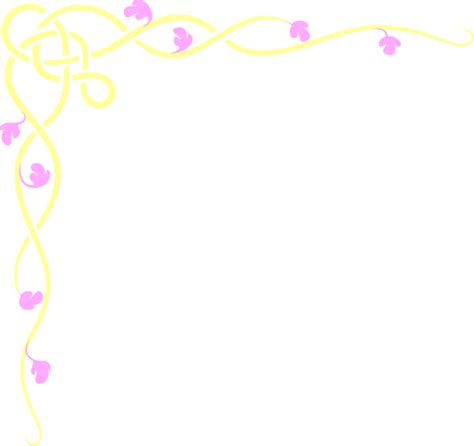baby shower borders free baby shower topsfld clip at clker vector clip