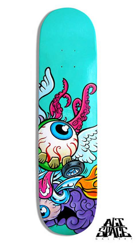 skateboard ideas creative and cool skateboard designs crazyleaf design blog