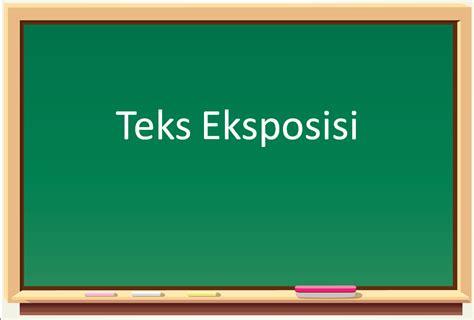 tesis teks eksposisi adalah contoh teks eksposisi lengkap beserta strukturnya