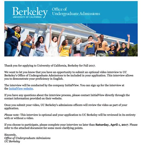 Uci Mba Letter Of Recommendation by Uc Berkeley Application Essay Questions