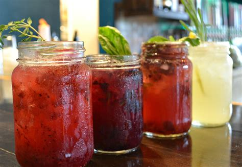 Fairview Dining Room by Herbs For Summer Cocktails With The Mason Jar Tavern