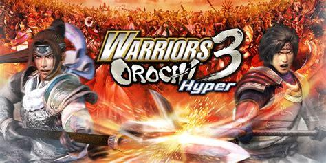 Wii U Warriors Orochi 3 Hyper Limited Warriors Orochi 3 Hyper Wii U Nintendo