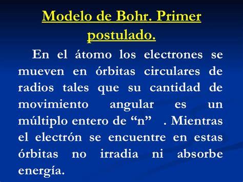 En Que Consiste El Modelo Curricular De Modelo At 243 Mico De Bohr