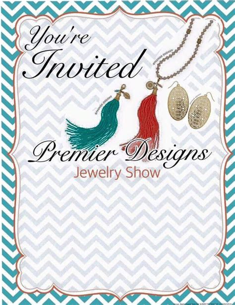 premier design invitation verbiage 36 best images about pd jewelry invitations on pinterest