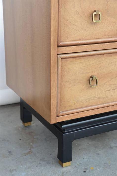bleached oak bedroom furniture pair of bleached oak nightstands by american of