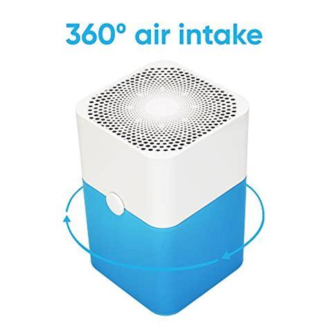 blue pure  air purifier  particle  carbon