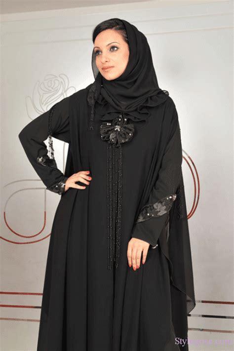 Jilbab Saudi Bd Flower all about fashion arabic abaya 2012