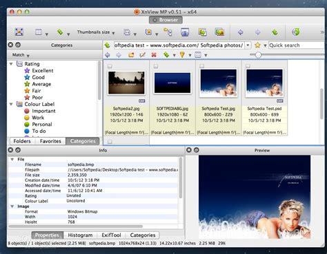 Mac Mba Program by Xnviewmp Formerly Xnview Mac 0 90