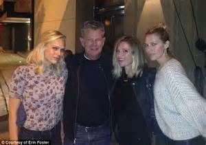 sara erin foster celebrate their dad david fosters birthday sara and erin foster turn the tables in vh1 s barely