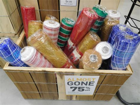 lowes after christmas clearance lowe s clearance is 75 ship saves
