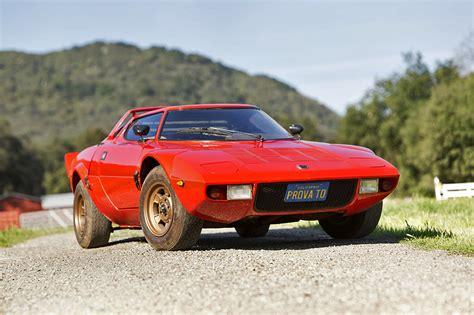 Lancia Car Company 1972 Lancia Stratos Stradale Youngtimer Cars
