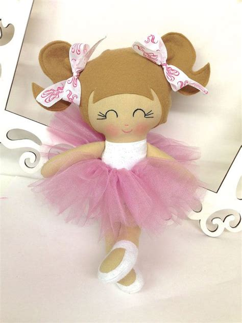 Handmade Felt Dolls - 17 best ideas about ballerina doll on diy doll