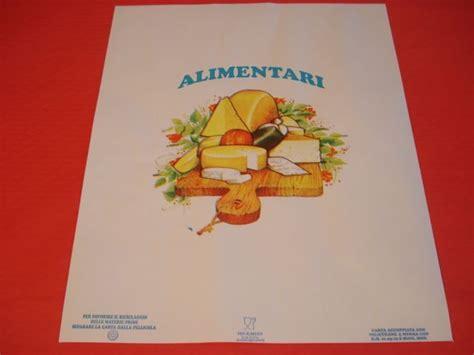 carta accoppiata per alimenti carta accoppiata per alimenti