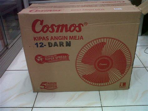 Kipas Angin Philips cosmos karya remaja