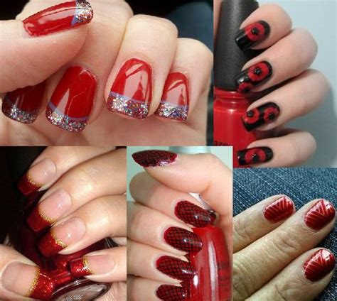 cool red nail color tags nail art trend top ten quotes