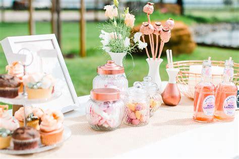 Tischdeko Hochzeit Koralle by Eine Boho Hochzeit Mit Kupfer Und Koralle Hochzeitsblog