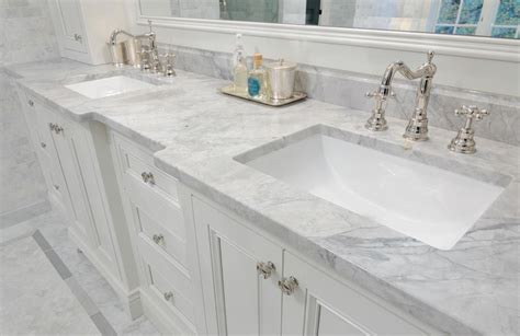 white marble bathroom countertops pin by andrea tate ricklefsen on for the home pinterest