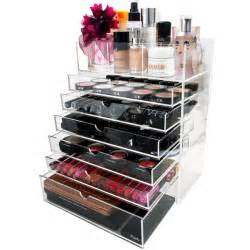 Organizers Posh Organizers The Ultimate Acrylic Makeup Organizer