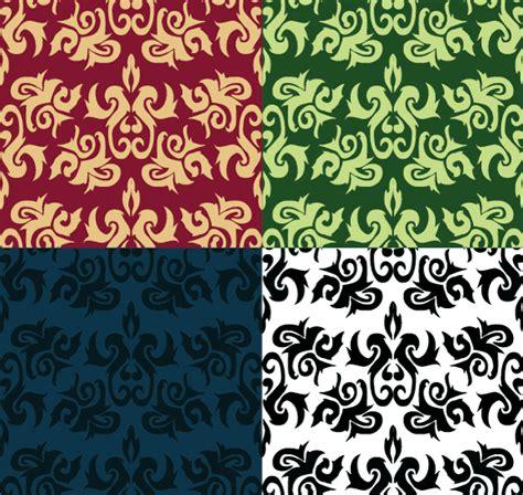 pattern design español imperial leaf pattern