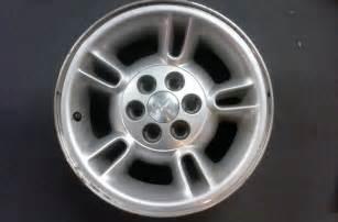 2001 2002 2003 2004 dodge durango dakota 16x8 alloy split