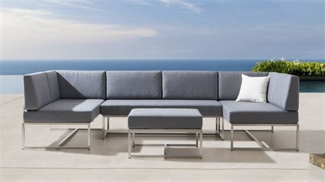 element seven ways outdoor lounge system lavita furniture - Outdoor Lounge