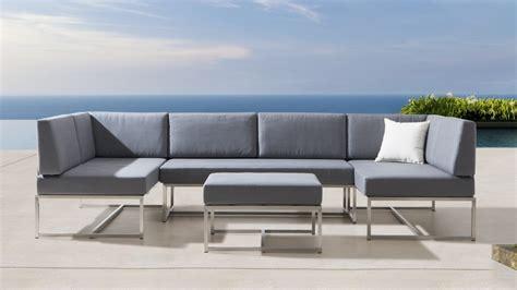 Element seven ways outdoor lounge system lavita furniture