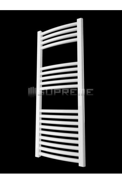 bathroom radiators 400mm wide 400mm wide 1000mm high white curved towel radiator