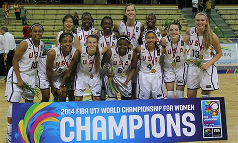 2014 fiba world chionship for women usa fibacom usa women battle to fiba u17 world chionship gold
