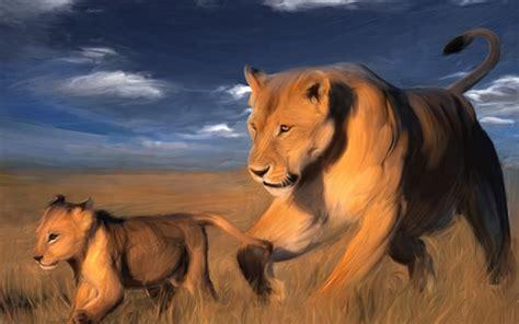 imagenes leones para niños 10 leones im 225 genes fotos y gifs para compartir im 225 genes