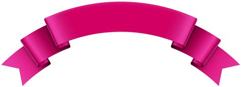 Banner Pink Transparent Png Clip Art Image Frames Pinterest Art Images Clip Art And Banners Banner Template Transparent