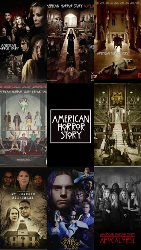 tv shows similar to american horror story american horror story wallpaper all seasons american horror story wallpaper ahs american