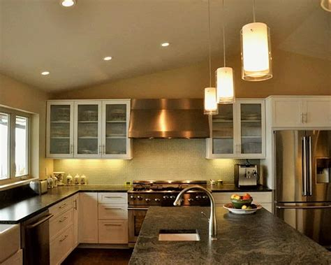 modern kitchen lighting ideas kitchen sink lighting ideas homesfeed