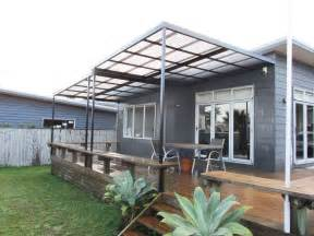 deck and patio verandah awnings