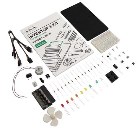 kit bit s micor bit inventor s kit kitronik