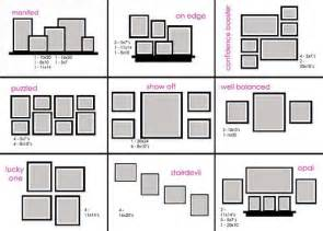 picture hanging ideas how to hang 5 8x10 picture frames on the wall how to
