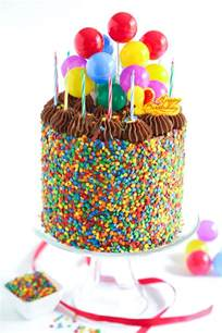 kuchen foto the birthday cake sprinkle bakes